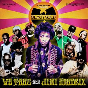 Wu-Tang vs. Jimi Hendrix – Black Gold (Mixtape)  - Free Download @  2Dopeboyz.Com