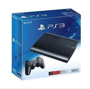ps3 500GB £60 @ Asda - Bolton - astley bridge