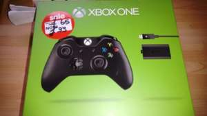 xbox one wireless controller with play and charge kit £33 Asda Weymouth