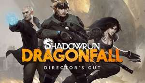 Shadowrun: Dragonfall Director's Cut £2.39 @ Humble Store [Steam]