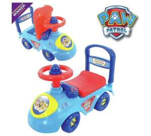 Paw Patrol Ride On (was £19.99) Now 11.99 @ Argos