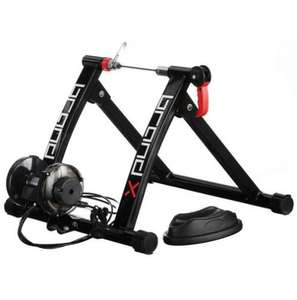 Brand-X TT-01 Magnetic Turbo Trainer incl Riser £69.99 + Spend £5.01 more and get £10 off the total @ CRC  (Poss around £65 - See OP)