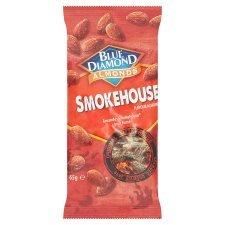 Blue Diamond Smokehouse Almonds 65g @ Tesco was £1.49 now £1.00