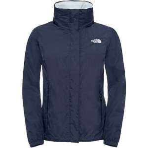 north face women's resolve jacket £100 reduced to £40 at Cotswold outdoor