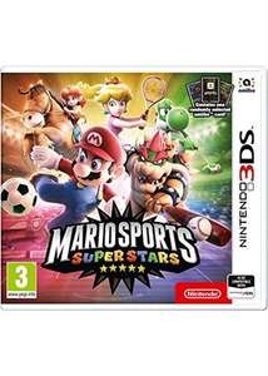 Mario Sports Superstars + Amiibo card (£18.85 - Base)