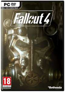 Fallout 4 (PC) £11.99 @ Amazon (Prime Exclusive)