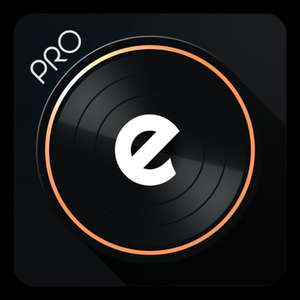"""edjing PRO - Music DJ mixer"" Android was 4.99 now FREE"