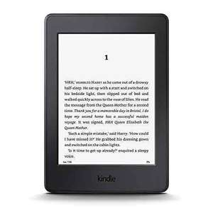 "Certified Refurbished (New) Kindle Paperwhite E-reader, 6"" High Resolution Display (300 ppi) with Built-in Light, Wi-Fi (Black) £84.99 after discount Free delivery @ Amazon"