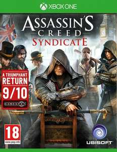 Assassin's Creed Syndicate (Xbox One) £8.99 Delivered @ Base