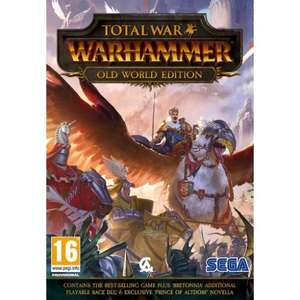 Total War Warhammer  PC - £19.95 @ The Game Collection