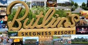 Butlins Skegness 26th Jun 4 nights for 4 people £62.30 total cost (Sun Holiday)