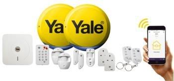 Yale Smart Home Alarm, View & Control Kit Plus - SR-340 PLUS £399.99 @ COSTCO