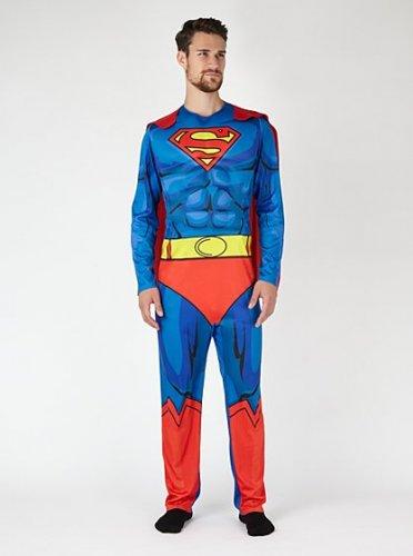 Adult Superman costume £12 at Asda