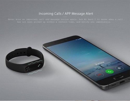 Original Xiaomi Mi Band 2 Smart Watch £15.51 delivered  @ Gearbest