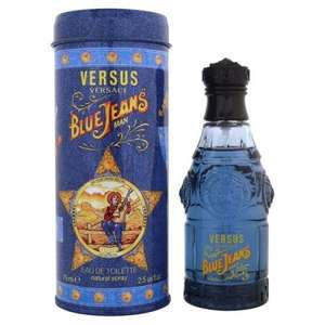 Half price or less on selected fragrance eg Versace red or blue jeans was £30 now £15 plus Palmolive 250ml shower gel and 500ml bath foam £1 delivered free @ Superdrug