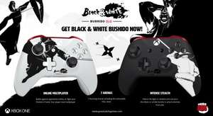 Black And White Bushido PS4 incorrect release price - £7.99 @ Playstation PSN
