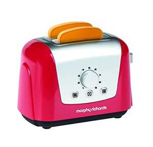 Casdon Morphy Richards Toaster - £3.85 (add-on item) at Amazon