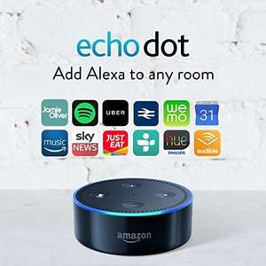 Amazon Echo Dot £44.99 or £38.33 each when you buy 3 @ Amazon