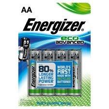 Energizer ECO Advanced batteries half price AA & AAA £2.49 @ Tesco