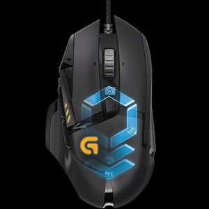 Logitech G502 Proteus Spectrum RGB Tunable Gaming Mouse with 11 Programmable Buttons £55.96 @ Amazon