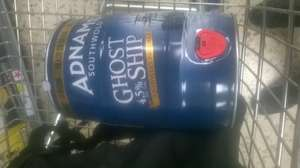 Adnams Ghost Ship pale ale 5l keg £10 in tesco colchester
