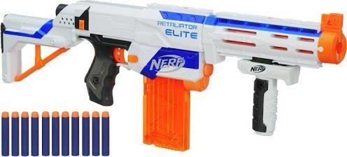 nerf strike elite retaliator £9.50 @ Tesco instore