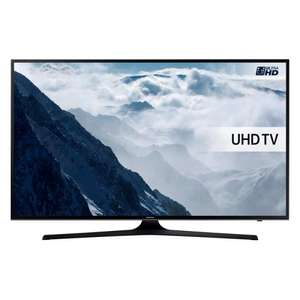 Samsung UE55KU6000 Black - 55inch 4K Ultra HD TV with Active Crystal Colour - £549 (with code) inc. delivery @ Co-op Electrical