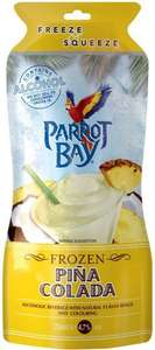 Parrot Bay Frozen Pina Colada £1.24 in Sainsburys colchester town