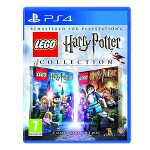 [PS4] Lego Harry Potter Collection - £14.20 - MyMemory
