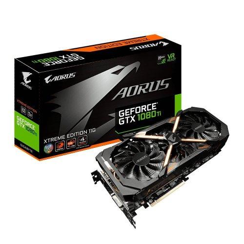 Gigabyte AORUS NVIDIA GeForce GTX 1080 Ti Xtreme Edition £679.99 Amazon