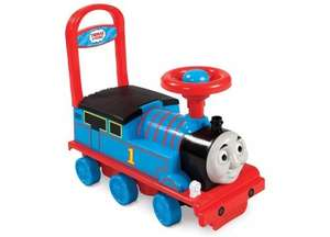 Thomas the tank engine ride on / walker - £10 instore @ Tesco