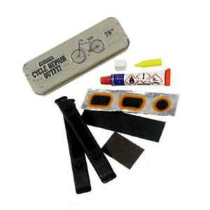 Weldtite 75th Anniversary Cycle Repair Outfit Tin, £1.00 (+£3.95 Delivery) @ Planet X