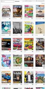 Download and read scores of top UK magazines & Comics for free every month