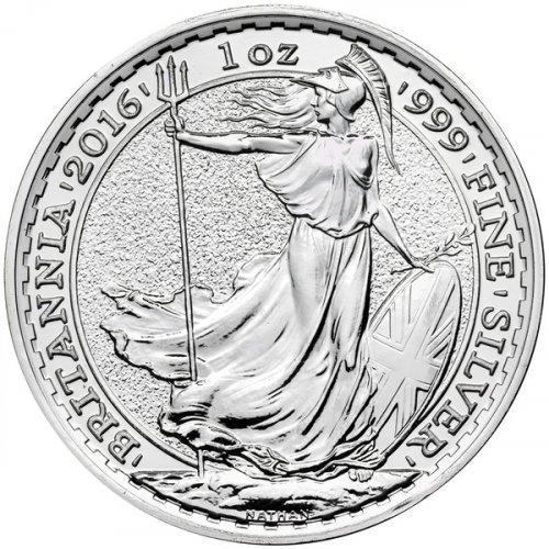 Free silver Britannia coin when you spend £500 or more @ BullionByPost