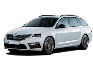 Skoda Octavia vRS Diesel Estate 2.0 TDI CR £5322.21 at National Vehicle Solutions. 10k mpa, 2yr lease