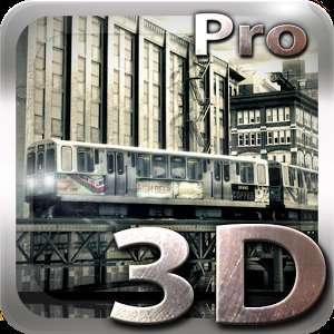 Chicago 3D Pro live wallpaper (was 79p) now FREE @ Google Play Store