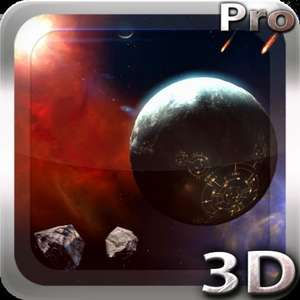 Space Symphony 3D Pro LWP (was £1.03) now FREE @ Google Play Store