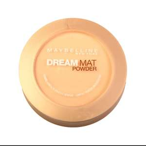 Mixture of good makeup deals and hair care e.g Dream Mat Compact Powder with Puff & Mirror - £1.99 @ TJ Hughes £3.95 del