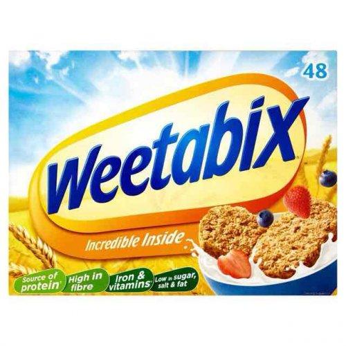 Weetabix x 48 was £4.18 now £2.40 with PYO Offers @ Waitrose