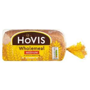 Free hovis bread - Westfield Shopping Centre (SB)