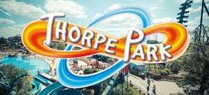 Thorpe Park Tickets just £20pp when you register to vote (18-24 year olds) @ Thorpe Park