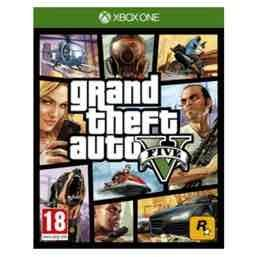 pre owned grand theft auto 5 xbox one £14.99 @ Game