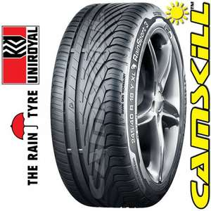Uniroyal RainSport3 Rain Sport 3 - 225/50 R17 98Y XL FR TL £79.70 (£6.98 delivery for 1- 2 tyres)  @ CAMSKILL