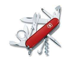 Victorinox   Explorer Swiss army knife £23 + 5 discount card @ Go outdoors