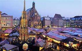 From Manchester: 2 Nights NYE in Germany £100.30pp @ Ibis/Ryanair