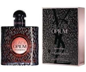 Yves Saint Laurent Black Opium Wild EDP 50ml (Was £66.00) Now £33.00 at Boots