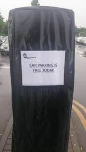 Newham General Hospital - FREE PARKING