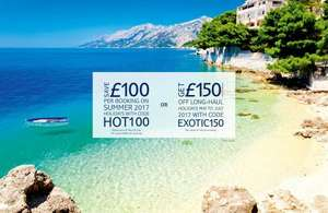 Thomson Holidays - 7 nights, all inclusive 5 star stay in Egypt from Gatwick on 5th June