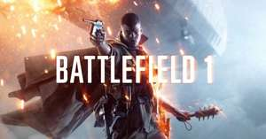 [Origin]  Battlefield 1 Ultimate Edition(Base game+season pass) £52.49 (50% off)