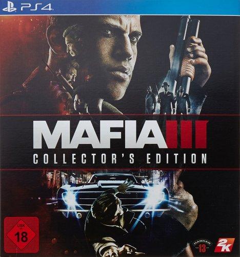 Mafia III Collectors Edition (PS4) £39 @ Amazon.de